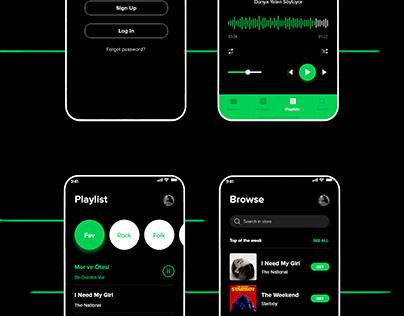 Wave | Music App