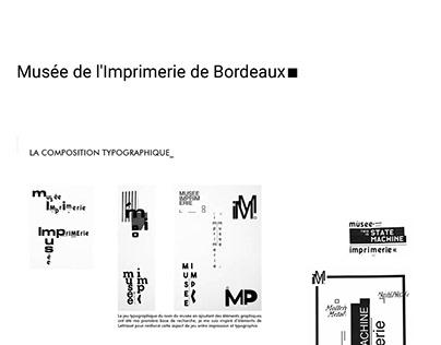 Musée de l'Imprimerie de Bordeaux