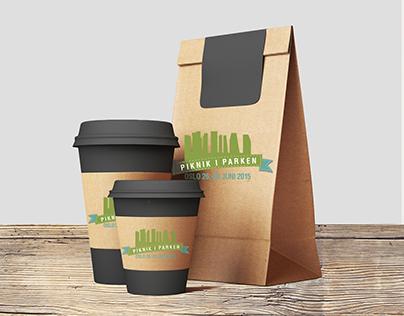 Piknik i Parken - a branding case project