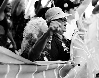 Mulheres Unidas Contra Bolsonaro – Floripa