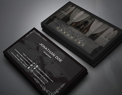 Business Card for Free download