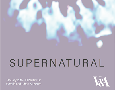 Supernatural V&A
