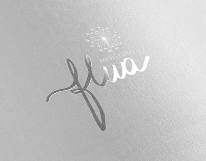 Criação da logo Instituto Flua