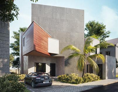 Neat Concrete | CGI