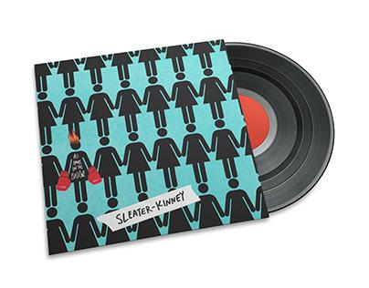Album Cover Re-design