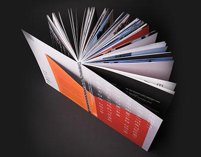Book design for EAP & RP 2019