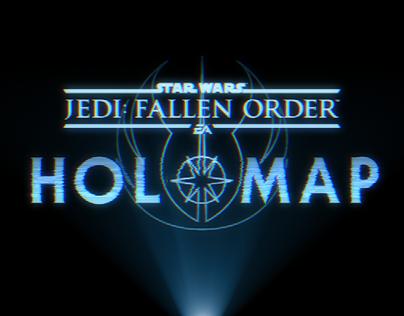Star Wars Jedi: Fallen Order - Designing the Holomap