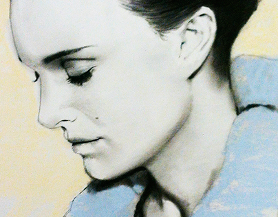 PORTRAIT OF NATALIE PORTMAN (II)