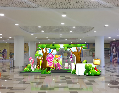 My Little Pony activation
