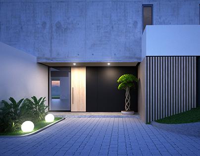 Entry design PK
