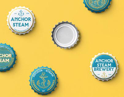 Anchor Brewery : Visual Identity Design