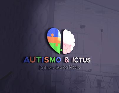 AUTISMO & ICTUS - LOGOTIPO