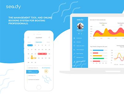 Dashboard UI/UX Web&App