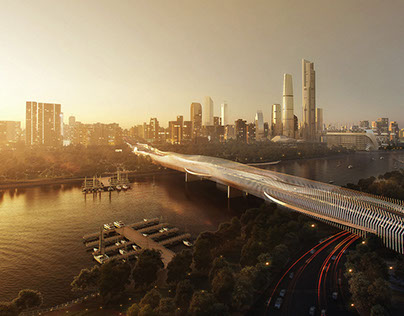 Guangzhou bridge reconstruction bid