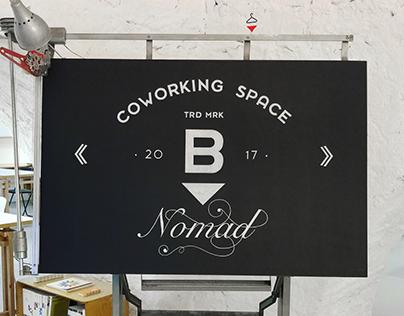 Chalkboard Lettering - Bunker Coworking