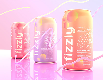 Fizzly Sparkling Water