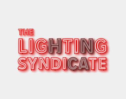 The Lighting Syndicate - Branding & Web Design