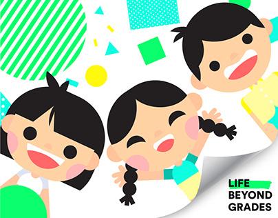 Life Beyond Grades - Explainer Video Animation