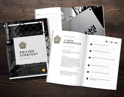 Corporate Print Book Design