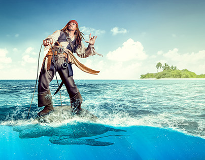 Cardiff Jack Sparrow