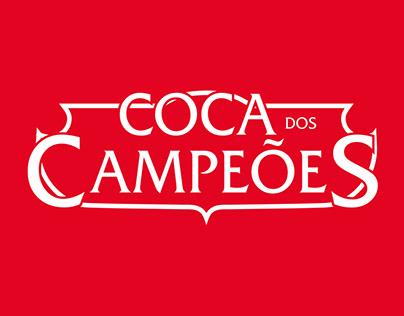 Coca dos Campeões | Projeto Acadêmico Unicuritiba