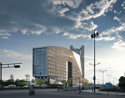 Hangzhou Lakeside Center