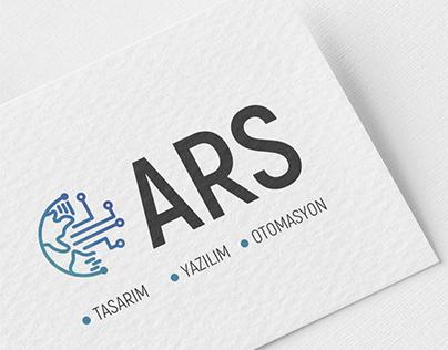 ARS Logo - Logo Tasarımı