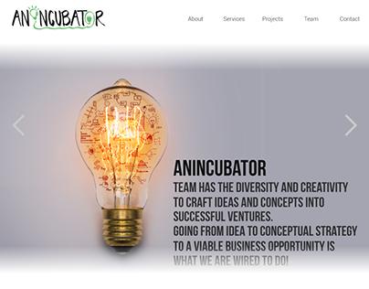 web AnIncubator