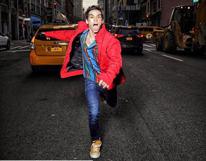 Cameron Boyce -Moves Magazine Stylist