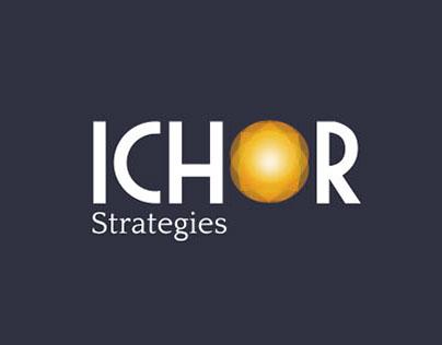 ICHOR Stratgies Branding and Web Design