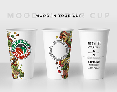 BrewMood Branding
