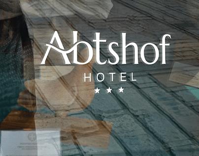 ABTSHOF HOTEL - Rebranding 2020