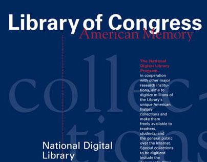 brochure__ American Memory. Library of Congress