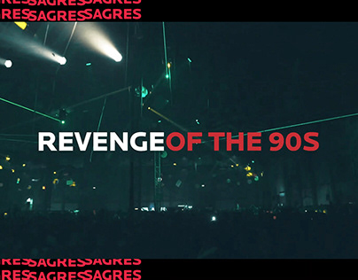 Revenge of the 90s Stage