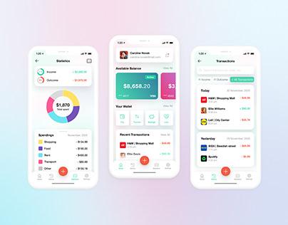 Simple and Friendly Digital Wallet