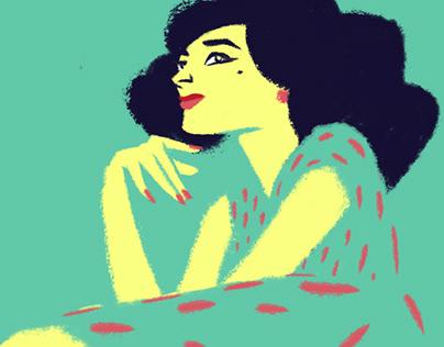 Lola Flores | Portrait