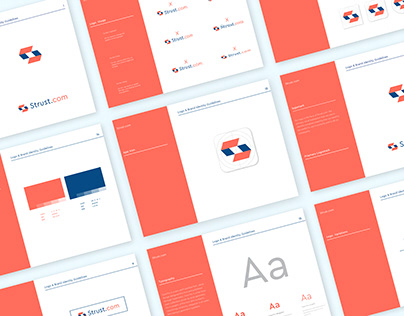 Minimal brand identity guidelines - Brand Guidelines