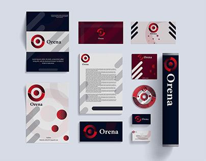 Orena Branding Identity