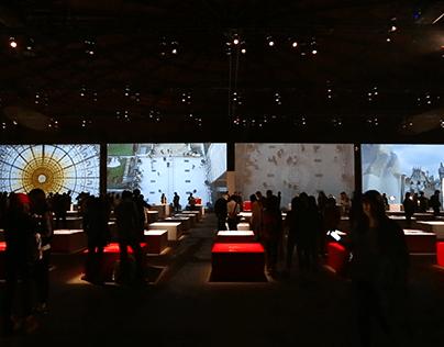 Barcelona Pavilion - Beijing Design Week 2015 (Gran AV)