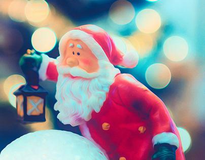 Christmas Cards | Joulu 2018 @Valkohattu