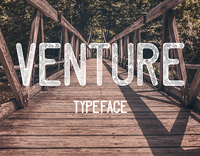 Venture Typeface