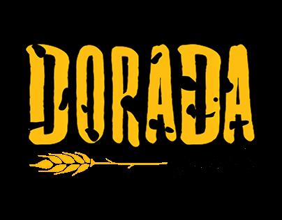 Logo Cerveza Dorada Golden Ale