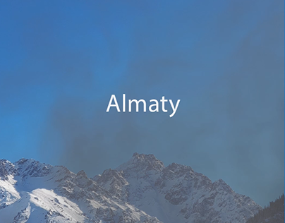 Almaty Smog Filter