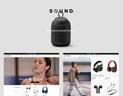 Sound Headphones Brand