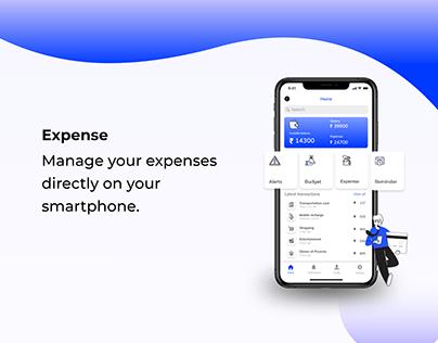 Expense-IOS Application