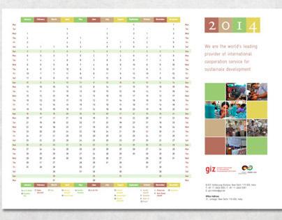 Calendar/Planner 2014