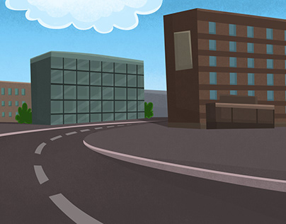 """Backgrounds for """"Meet Arnold"""" Youtube channel"""