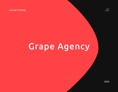 Concept redesign for creative solutions agency