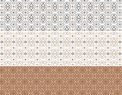 Various Surface Pattern Designs