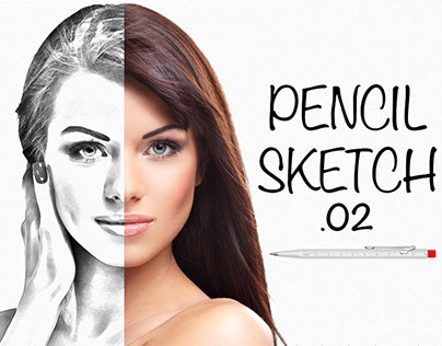 Pencil Sketch Portraits.02